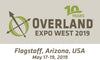 Truck Brigade to Attend Overland West Expo (May 17-19 2019)