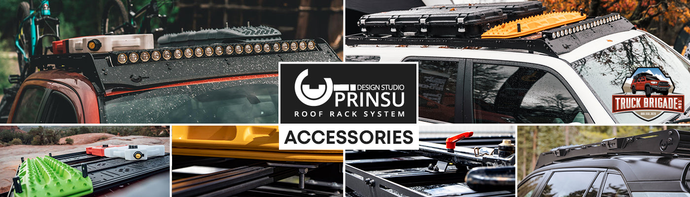 PrinSu Roof Racks and Accessories
