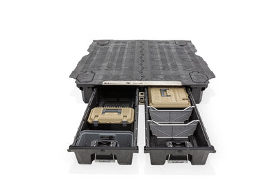 DECKED Truck Bed Storage System - DECKED Out Package - Nissan Titan (2016-2021)-Truck Brigade