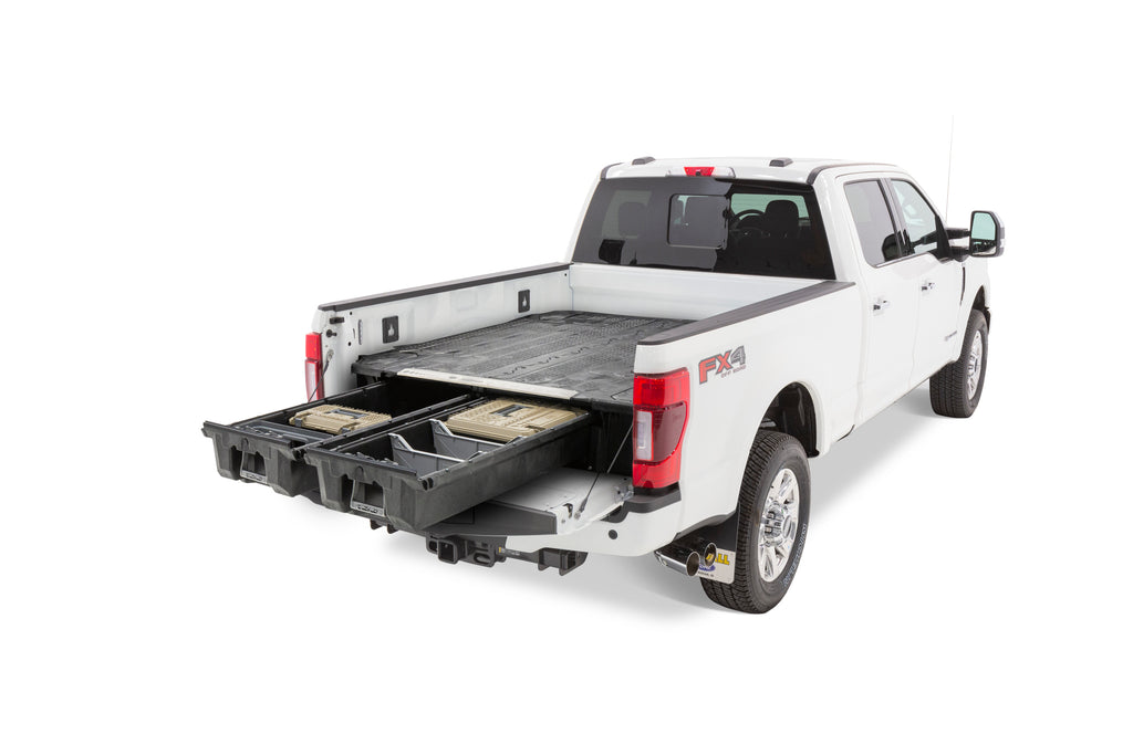 DECKED Truck Bed Storage System - DECKED Out Package - Ford F150 (2015-2021)-Truck Brigade