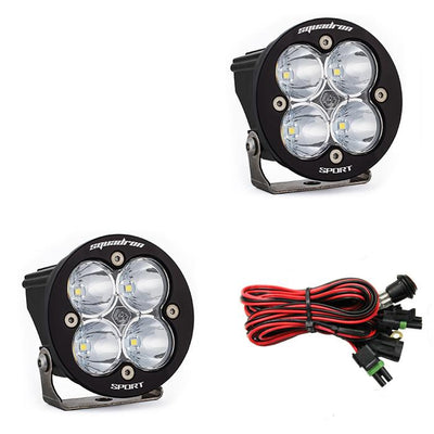 Baja Designs Squadron-R Sport LED Light-Truck Brigade