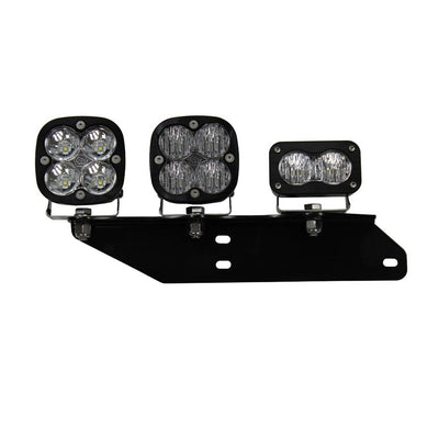 Baja Designs Squadron SAE Fog Light Kit - Ford Raptor (2017 - 2021)-Truck Brigade