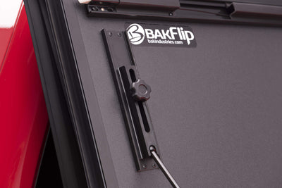 BAK Industries BAKFlip MX4 - Ford F150 (2004-2014)-Truck Brigade