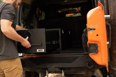 "BOSS StrongBox Pull Out Drawer (15""W x 24""D x 10""H)-Truck Brigade"