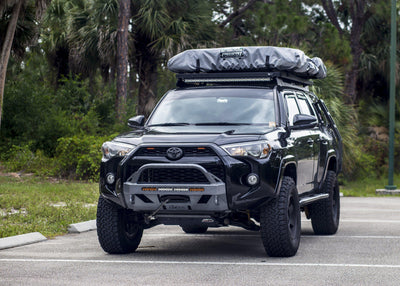 C4 Fabrication Front Lo Pro Winch Bumper - Toyota 4Runner (2014-2020)-Truck Brigade
