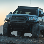 C4 Fabrication Hybrid Front Bumper - Toyota Tacoma (2012-2015)-Truck Brigade