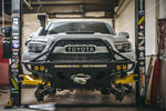 C4 Fabrication Hybrid Front Bumper - Toyota Tacoma (2016-2020)-Truck Brigade