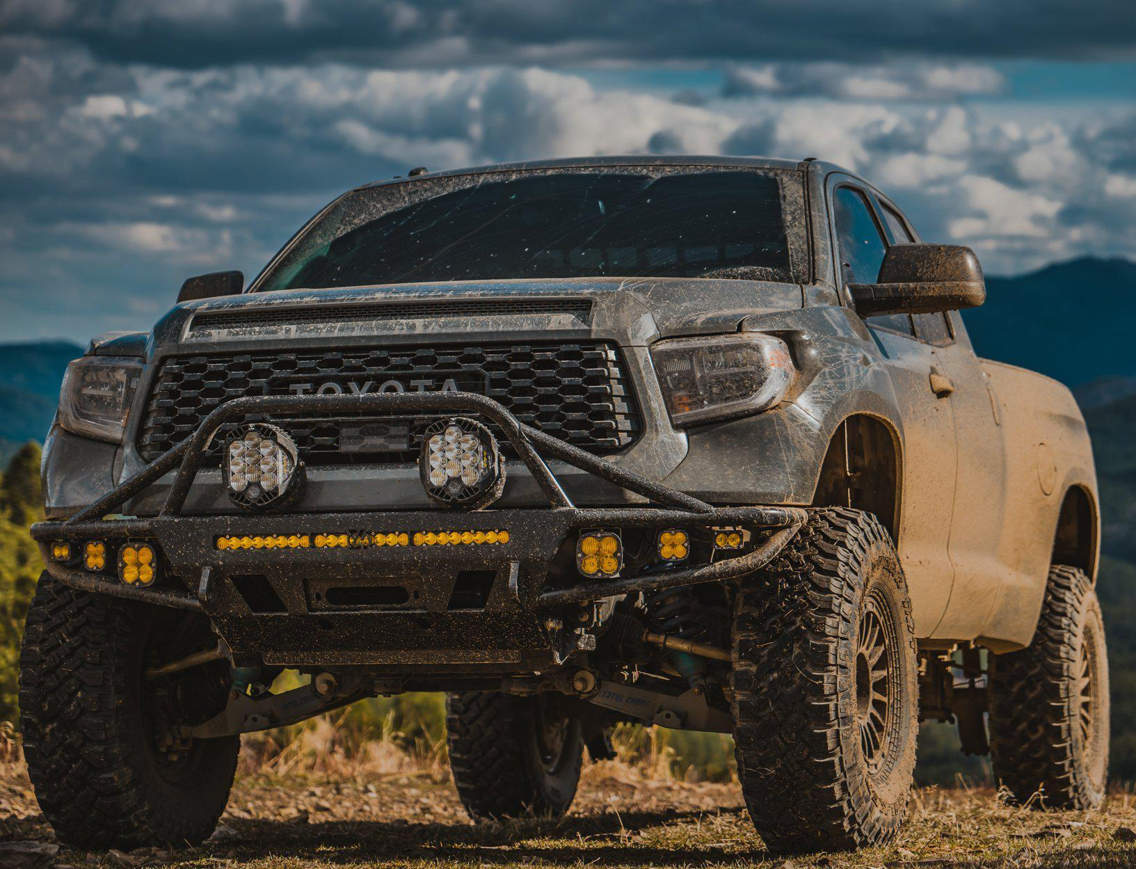 Toyota Tundra Overland Parts And Accessories