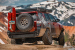 C4 Fabrication Overland Series Rear Bumper - Toyota 4Runner (2010-2020)-Truck Brigade