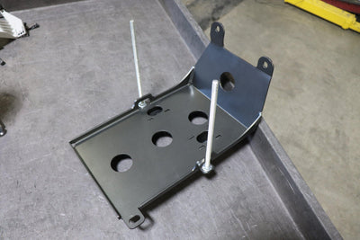 C4 Fabrication Spare Battery Tray - Toyota FJ Cruiser (2010-2014)-Truck Brigade