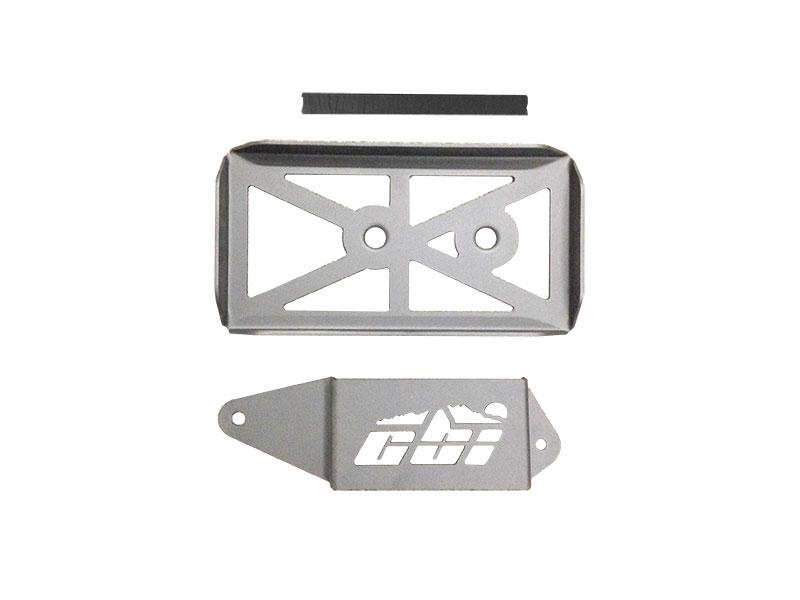 CBI Offroad Battery Tray Group 31 Size- Toyota Tacoma (2016-2020)-Truck Brigade