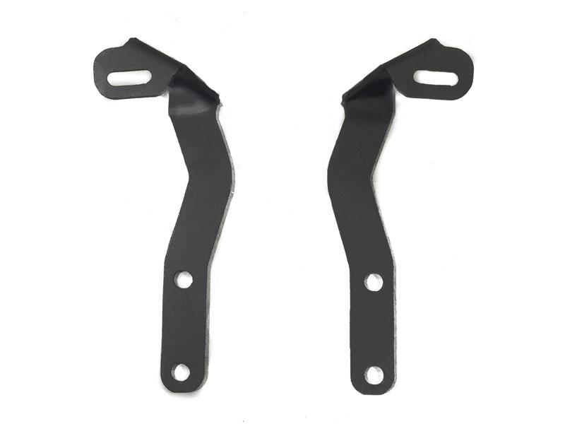 CBI Offroad Ditch Light Brackets - Toyota Tacoma (2016-2020)-Truck Brigade