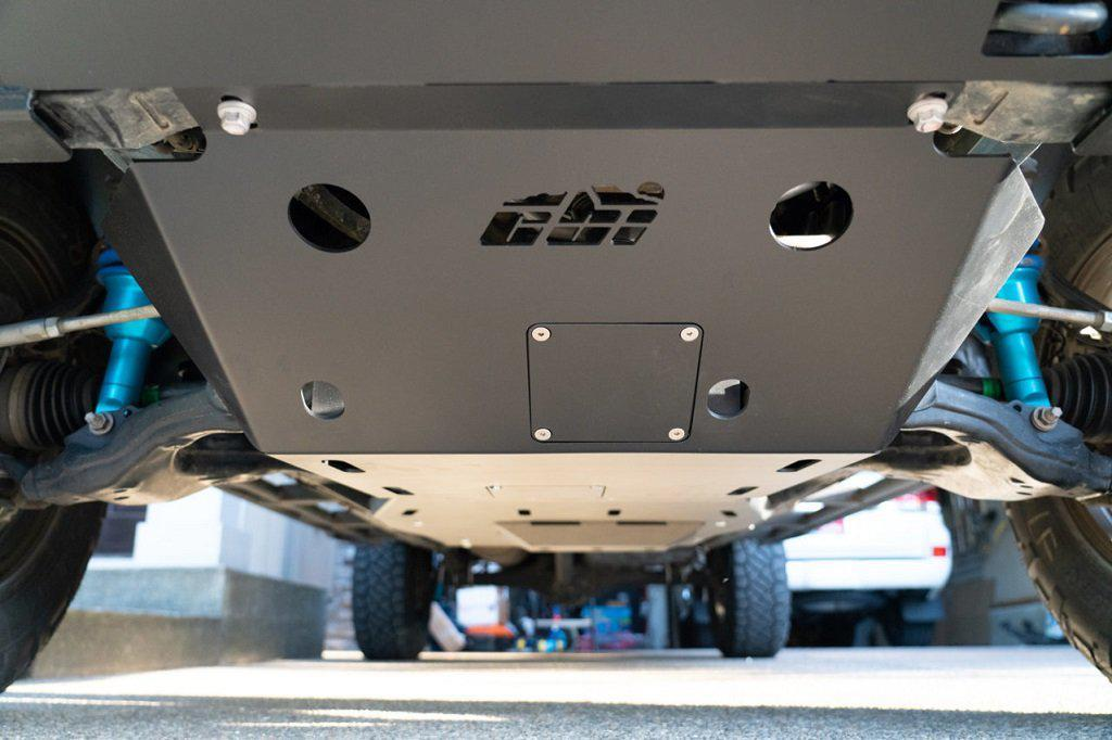 CBI Offroad Front Skid Plate - Toyota Tacoma (2005-2015)-Truck Brigade