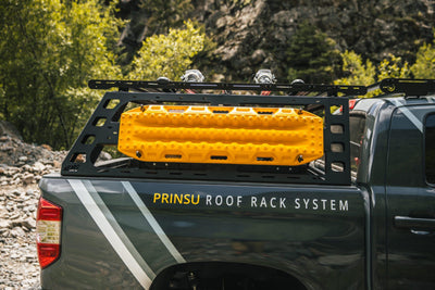 CBI Offroad Roof Rack Height Bed Rack - Toyota Tundra (2007-2020)-Truck Brigade