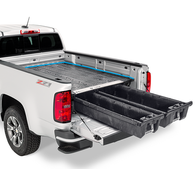 DECKED Truck Bed Storage System - DECKED Out Package - Chevy Colorado (2015-2021)-Truck Brigade