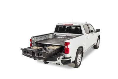 DECKED Truck Bed Storage System - DECKED Out Package - Chevy Silverado 1500 (2007-2019 Classic)-Truck Brigade