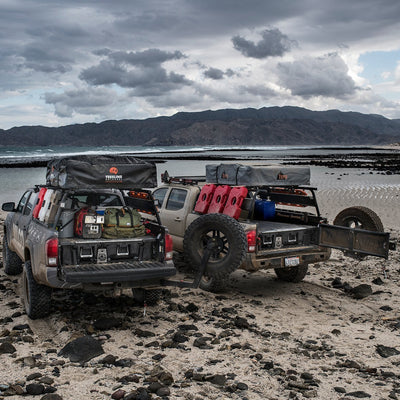 DECKED Truck Bed Storage System - DECKED Out Package - Ford Ranger (2019-2021)-Truck Brigade