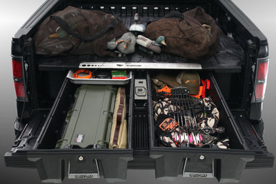DECKED Truck Bed Storage System - DECKED Out Package - GMC Sierra 1500 (2007-2019 Classic)-Truck Brigade