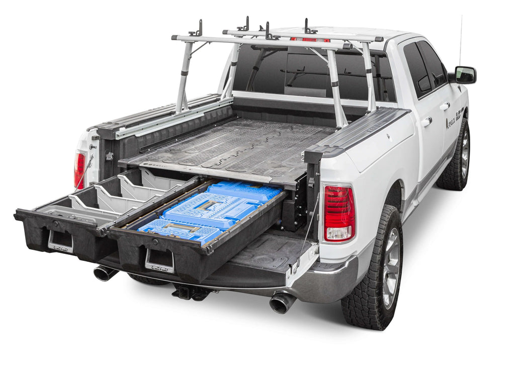 DECKED Truck Bed Storage System - DECKED Out Package - RAM RAMBOX 1500 (2009-2021 Classic)-Truck Brigade