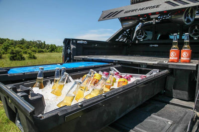 DECKED Truck Bed Storage System - DECKED Out Package - GMC Sierra 3500 (2007-2019 Classic)-Truck Brigade