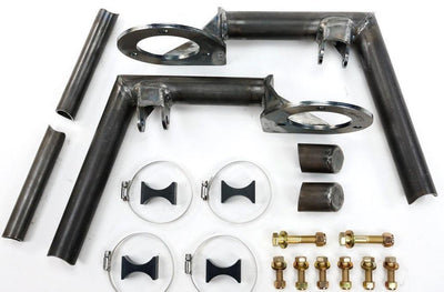 Dirt King Bypass Shock Hoop Kit - GMC Sierra 1500 (2007-2018)-Truck Brigade