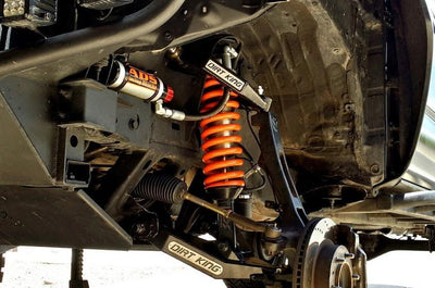 Dirt King Heim Upper Control Arms - Toyota Tacoma (2005-2020)-Truck Brigade