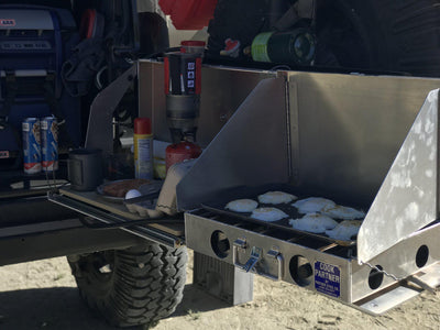 Expedition Essentials ExO Table Lite - Universal Camp Kitchen-Truck Brigade