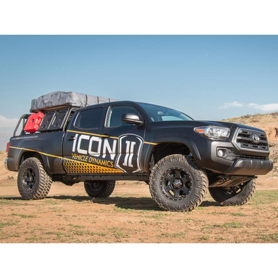 Icon Vehicle Dynamics Stage 1 Suspension Kit - Toyota Tacoma (2016-2019)-Truck Brigade
