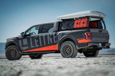 Leitner Designs Active Cargo System FORGED - Ford Raptor (2010-2014)-Truck Brigade