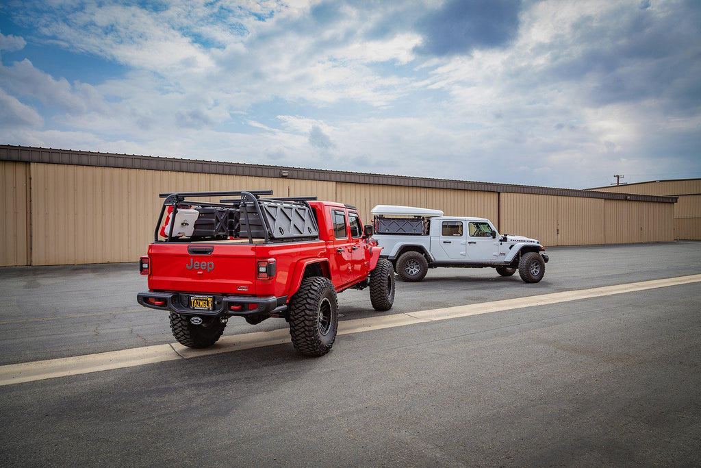 Leitner Designs Active Cargo System - Jeep Gladiator (2020)-Truck Brigade