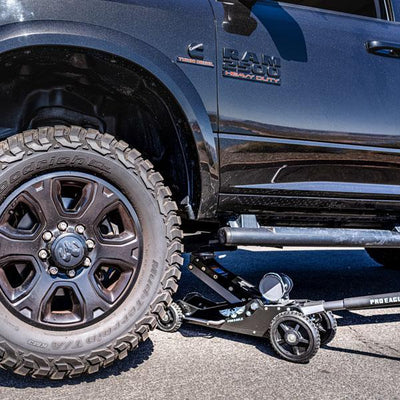"Pro Eagle 3 Ton Big Wheel ""Kratos"" Off Road Jack-Truck Brigade"