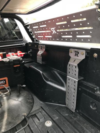 Rago Fabrication Bed Rail Modular Accessory Mount - Toyota Tundra (2007-2019)-Truck Brigade