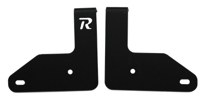 Rago Fabrication Ditch Light Brackets - Ford F250/F350 (2011-2016)-Truck Brigade
