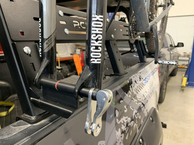 RCI Offroad Bed Rack Bike Mount-Truck Brigade