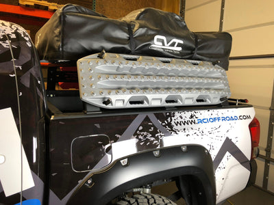 RCI Offroad Bed Rack Mounting Brackets for MAXTRAX-Truck Brigade