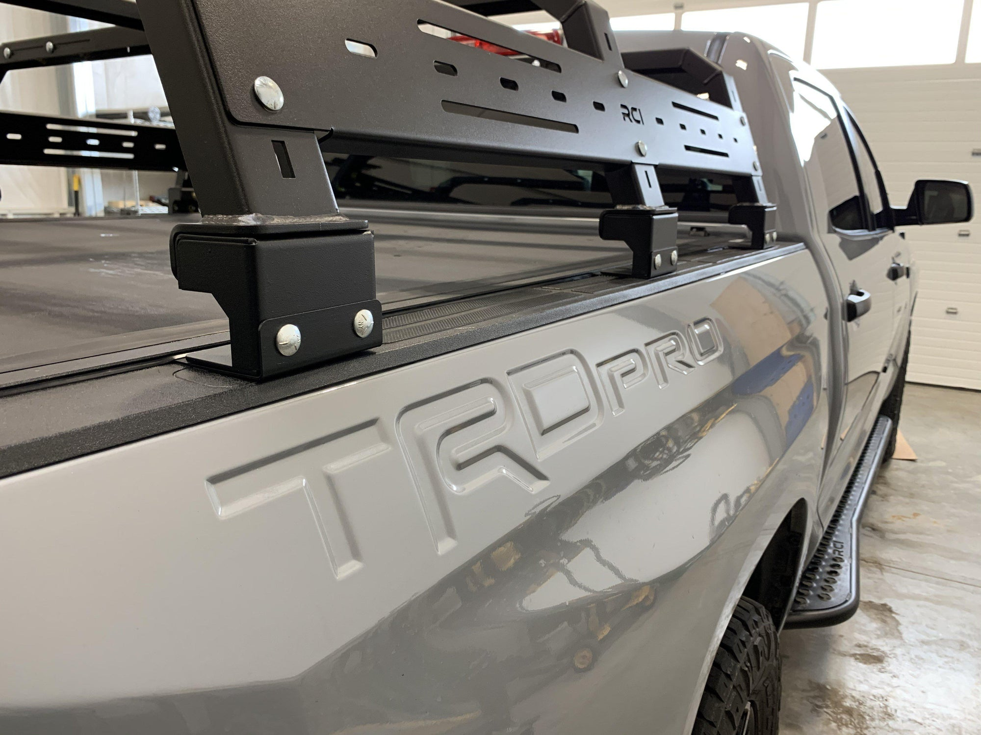 Rci Offroad Bed Rack Tonneau Cover Adapters Truck Brigade