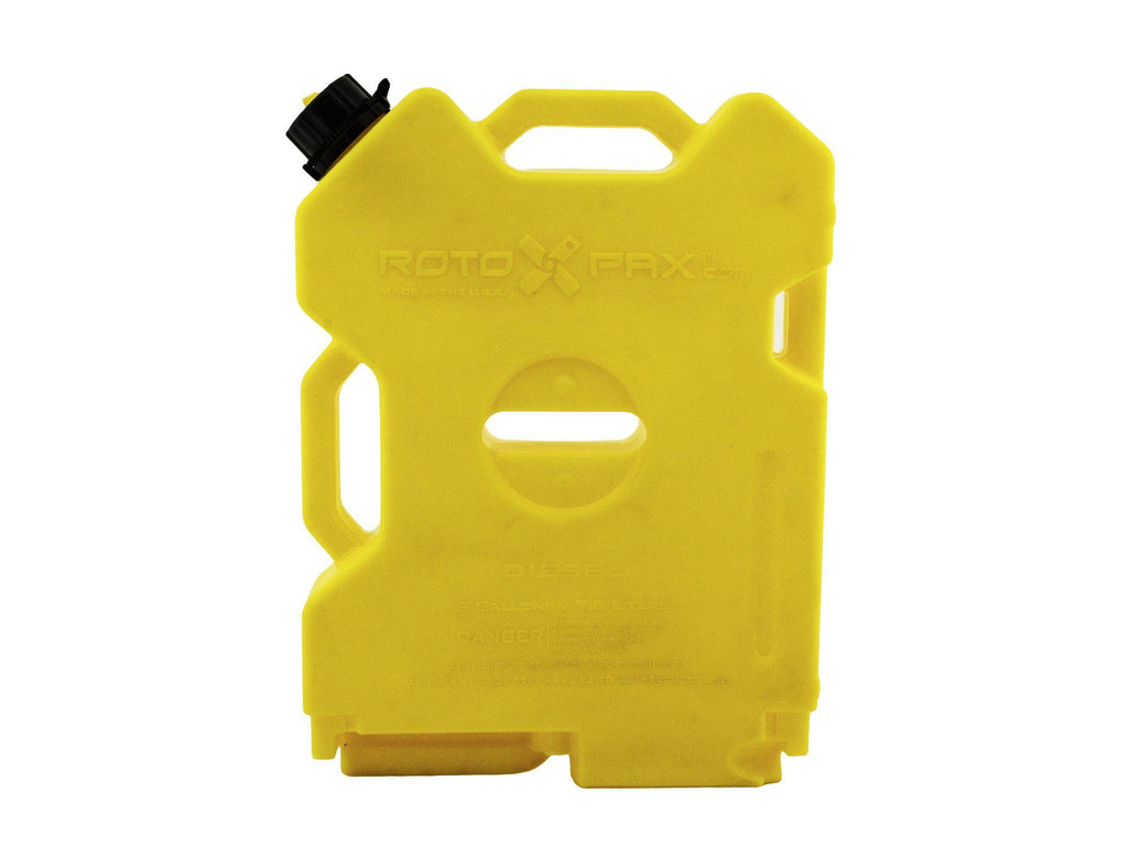 RotoPaX 2 Gallon Diesel Container-Truck Brigade
