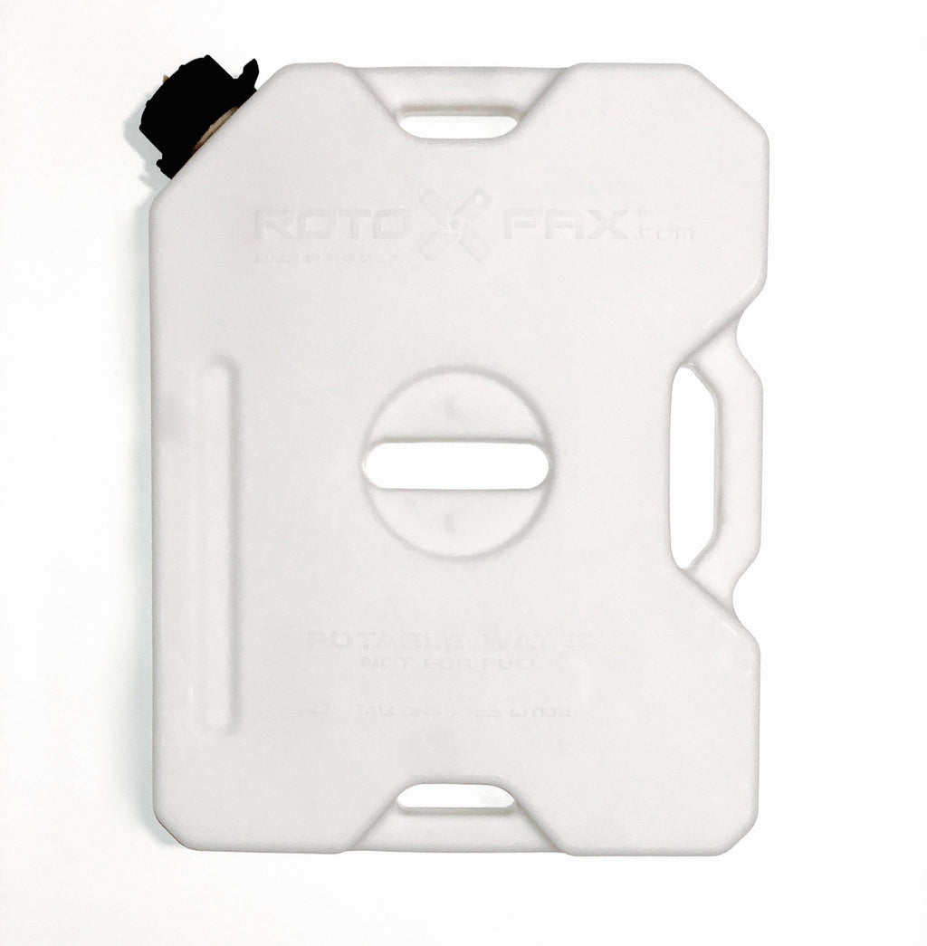 RotoPaX 2 Gallon Gen 2 Water Container-Truck Brigade