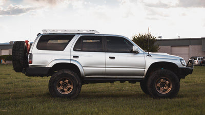 Sherpa Equipment Co. The Antero Roof Rack - Toyota 4Runner (1996-2002)-Truck Brigade