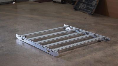 Sherpa Equipment Co. The Crows Nest Topper Roof Racks - Ford F150 (2010-2021)-Truck Brigade