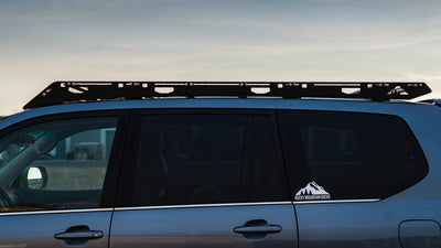 Sherpa Equipment Co. The Quandary Roof Rack - Lexus GX470 (2003-2009)-Truck Brigade