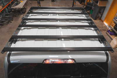 Sherpa Equipment Co. The Storm Roof Rack - Ford F150 (2010-2021)-Truck Brigade