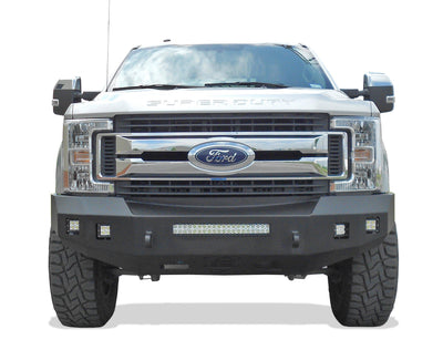 Steelcraft Fortis HD Front Bumper - Ford F250/F350 (2011-2016)-Truck Brigade