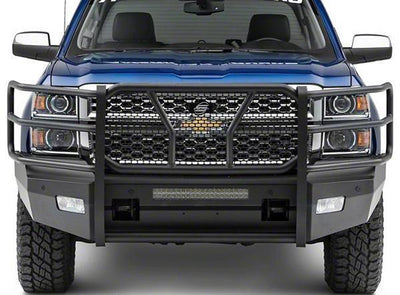 Steelcraft HD Elevation Front Bumper - Chevy Silverado 2500/3500 (2015-2019)-Truck Brigade