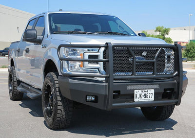 Steelcraft HD Elevation Front Bumper - Ford F150 (2009-2014)-Truck Brigade