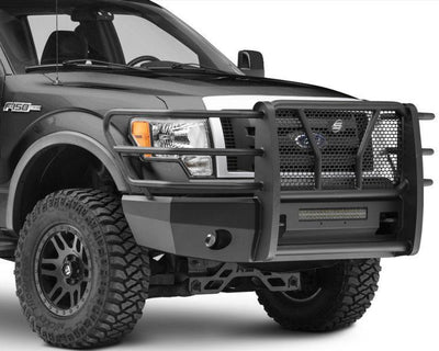 Steelcraft HD Elevation Front Bumper - Ford F150 (2015-2017)-Truck Brigade