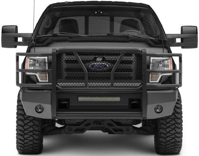 Steelcraft HD Elevation Front Bumper - Ford F150 (2018-2019)-Truck Brigade