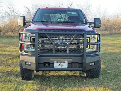 Steelcraft HD Elevation Front Bumper - Ford F250/F350 (2017-2020)-Truck Brigade