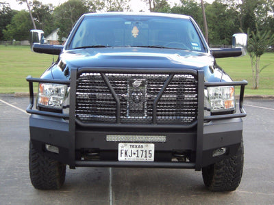 Steelcraft HD Elevation Front Bumper - RAM TRUCK 2500/3500 (2010-2019)-Truck Brigade