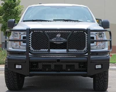 Steelcraft HD Front Bumper - Ford F150 (2018-2019)-Truck Brigade